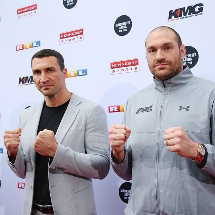 Wladimir Klitschko: Fight gegen Tyson Fury ist geplatzt!