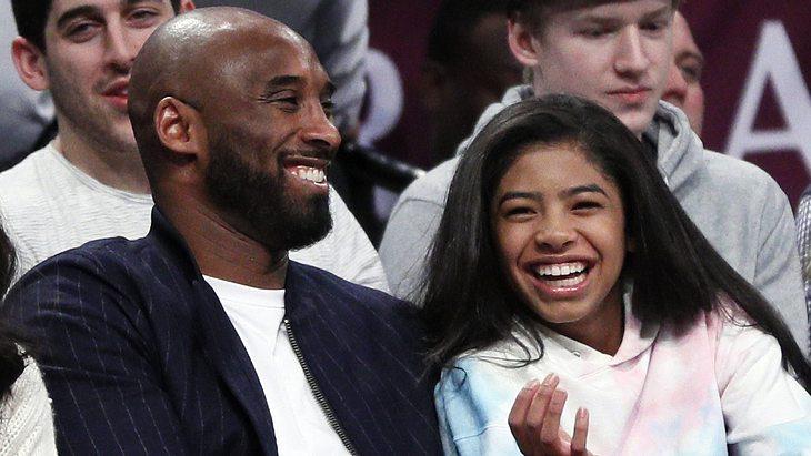 Kobe Bryant (†41): Große Trauer um den Basketball-Star & seine Tochter