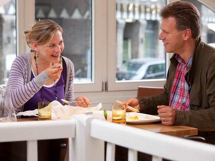 Wir testen den Restaurant-Tester: Erste Eindrücke aus dem neuen Restaurant.