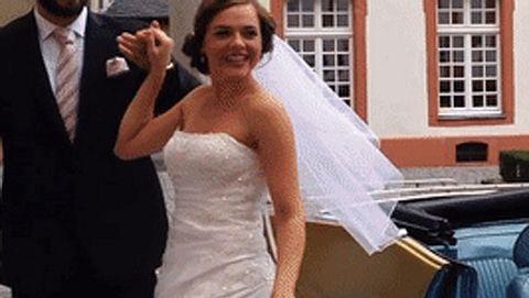 So schön ist Anna als Braut