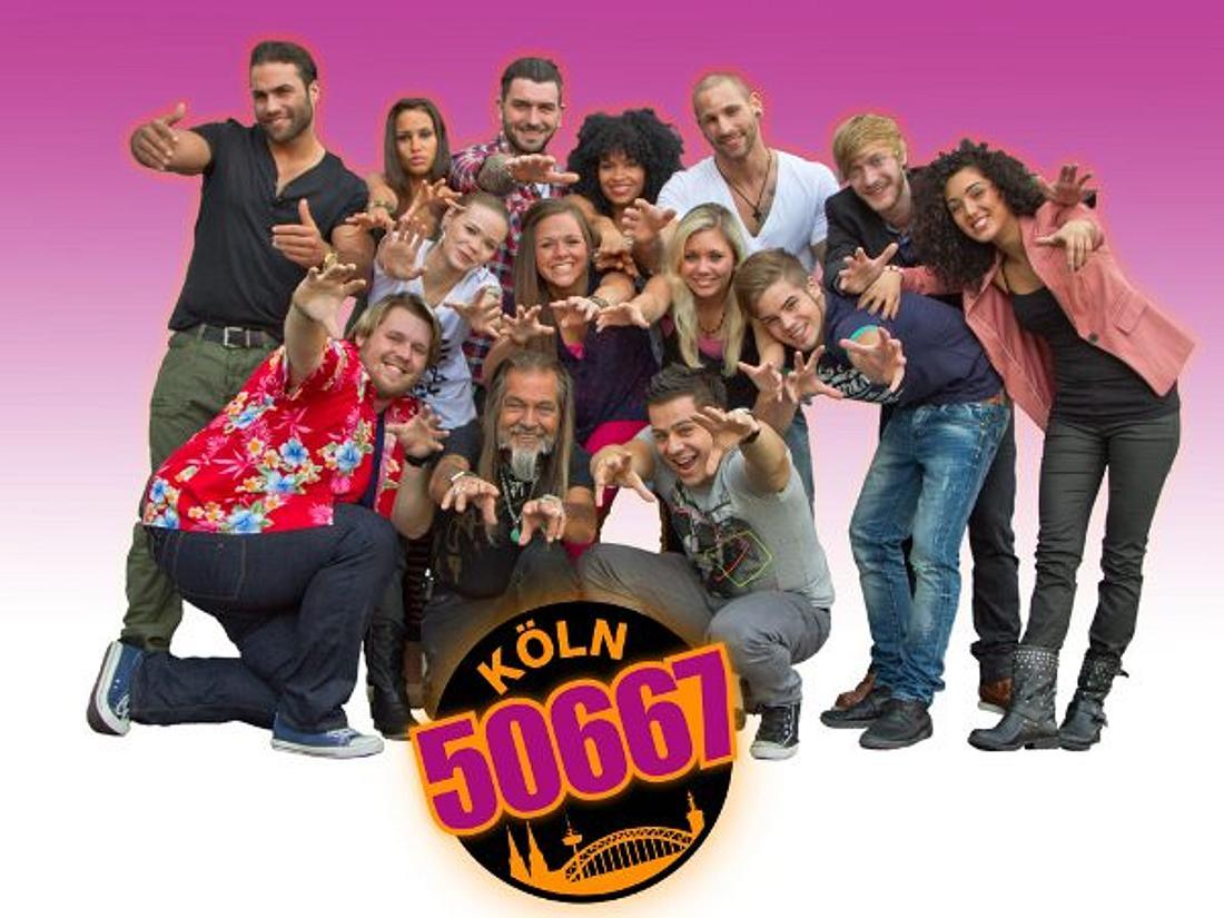 """Köln 50667 - die neue TV-CliqueEs geht los mit """"Köln 50667"""". Ab Montag 18 Uhr gibt es werktags jede Menge Action von der neuen Clique. Vor dem Quotenhit  """"Berlin: Tag & Nacht"""" zeigt RTL II seinen neusten Clou.Wir hab"""