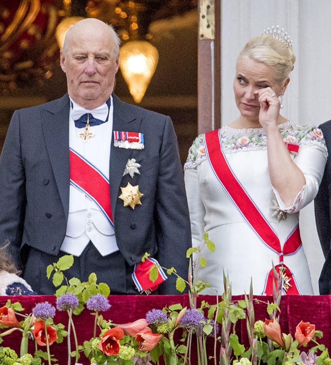 Harald von Norwegen: Große Sorge um den König