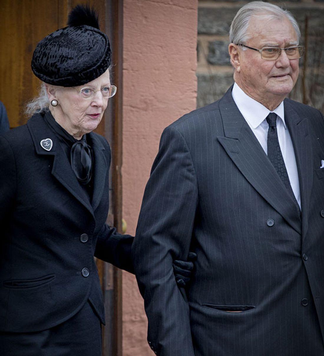 Königin Margrethe und Prinz Henrik: Von ihrer Familie verlassen!