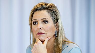 Königin Máxima - Foto: PATRICK VAN KATWIJK/ ANP/ AFP via Getty Images