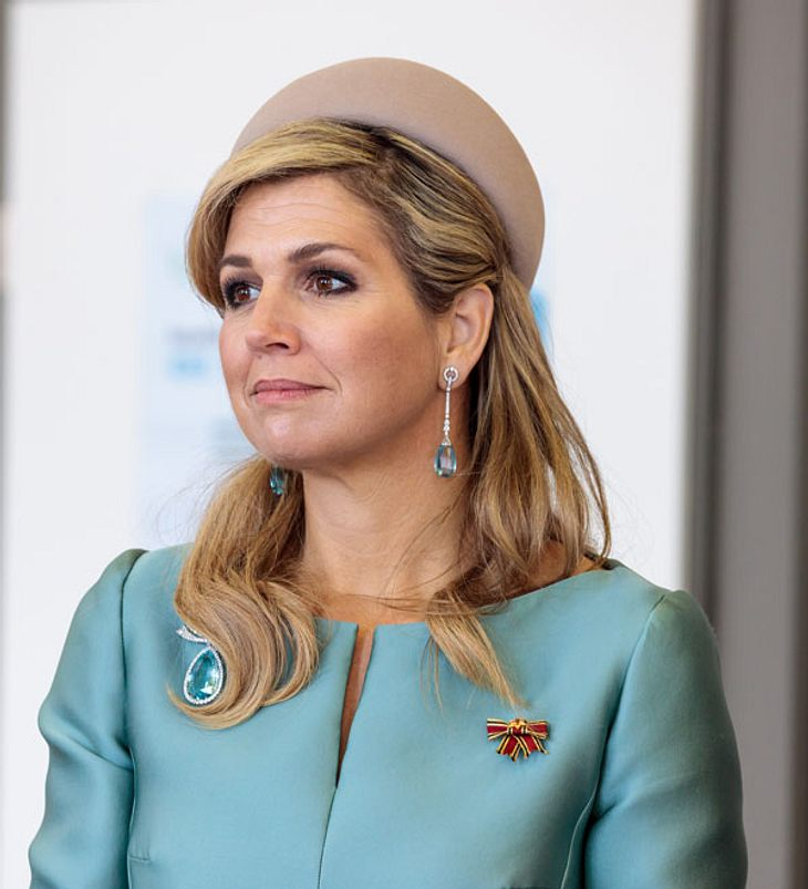Königin Máxima: Trauriger Abschied!