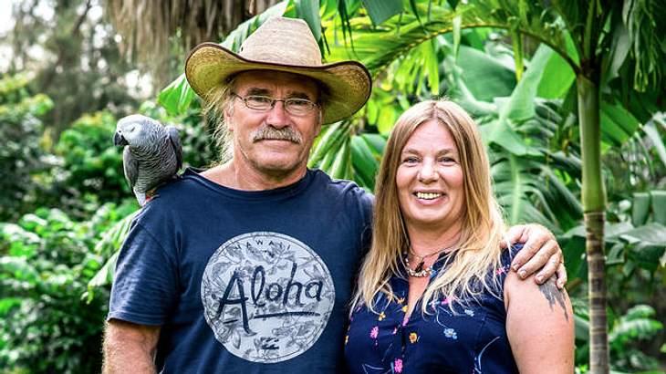 Konny Reimann und seine Frau Manu besitzen ein Vermögen