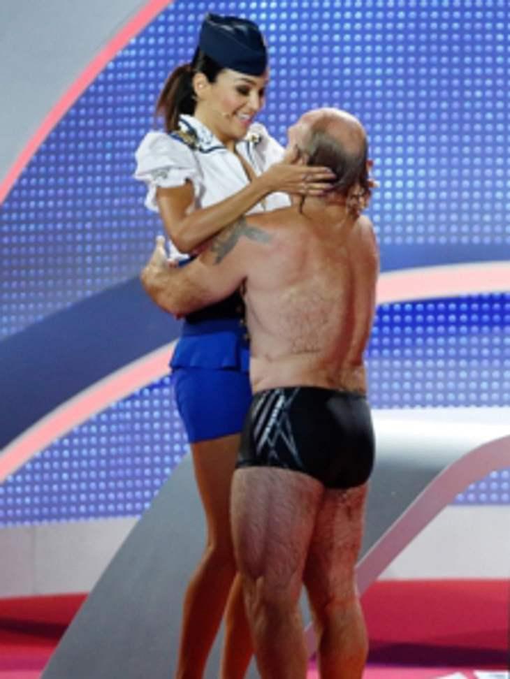 Verona Pooth überraschte Konny Reimann