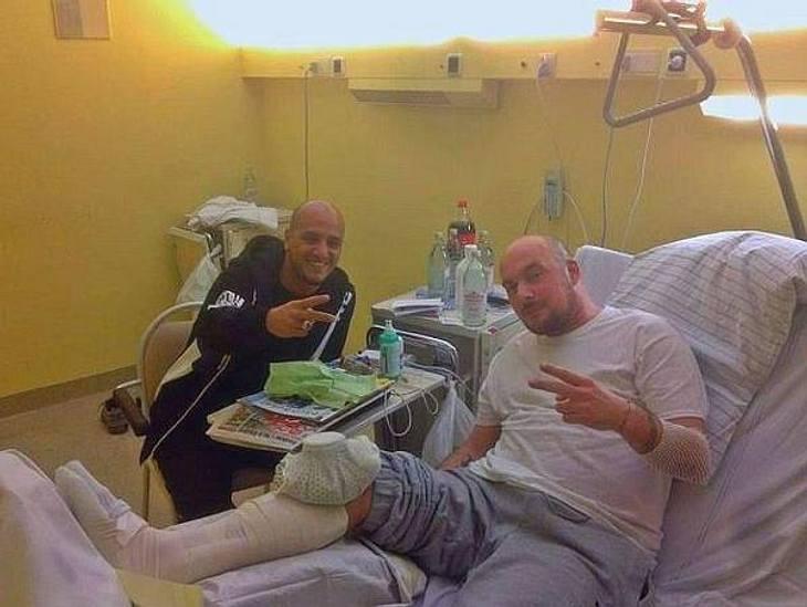 Kool Savas musste ins Krankenhaus