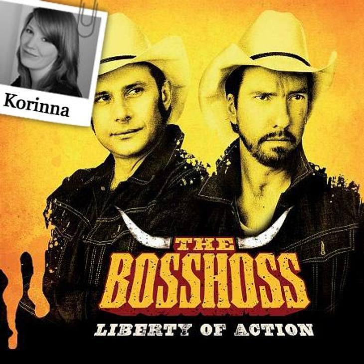 """Die Musiktipps der WUNDERWEIB.de-Redaktion im NovemberKorinna hört """"Liberty of Action"""" von The Bosshoss: Die CD erscheint zwar erst im Laufe des Novembers, doch der Vorteil daran, in einer Redaktion wie der unseren zu arbeiten, is"""