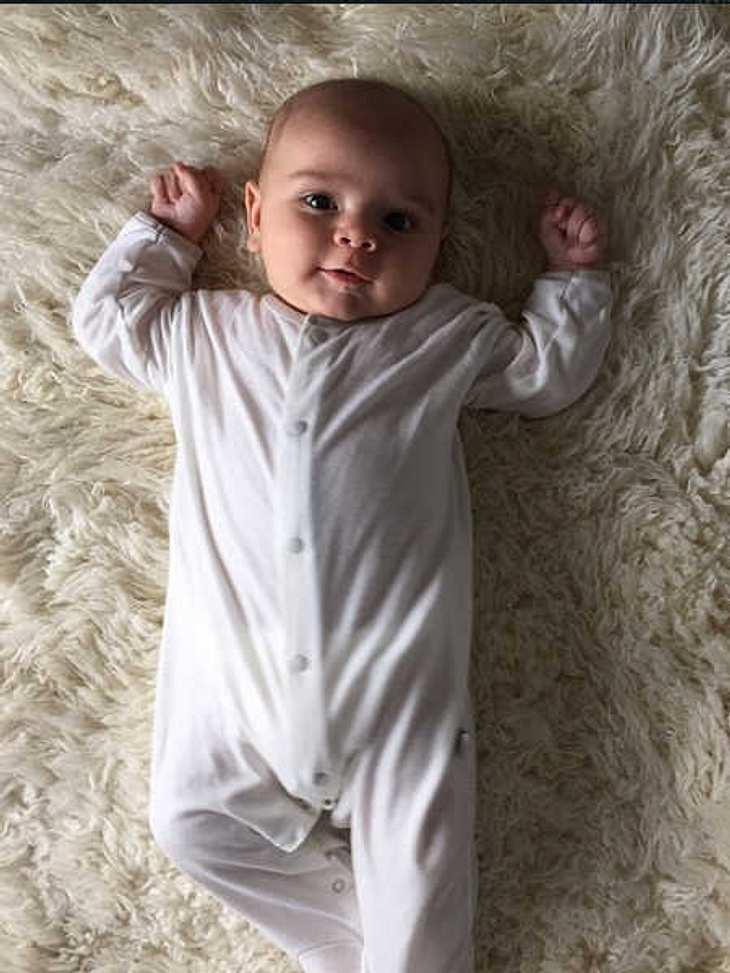 Kourtney Kardashian: Das erste Foto von Baby Reign Aston