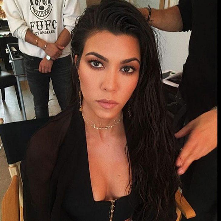 Kourtney Kardashian bereut ihre Brust-Op