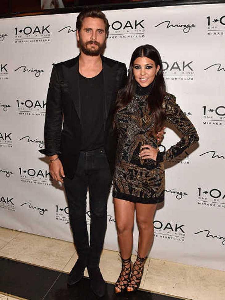 Kourtney Kardashian: Trennung von Scott Disick
