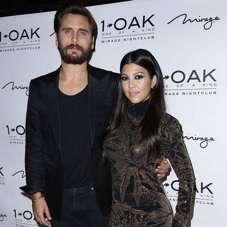 Kourtney Kardashian und Scott Disick sind wieder zusammen