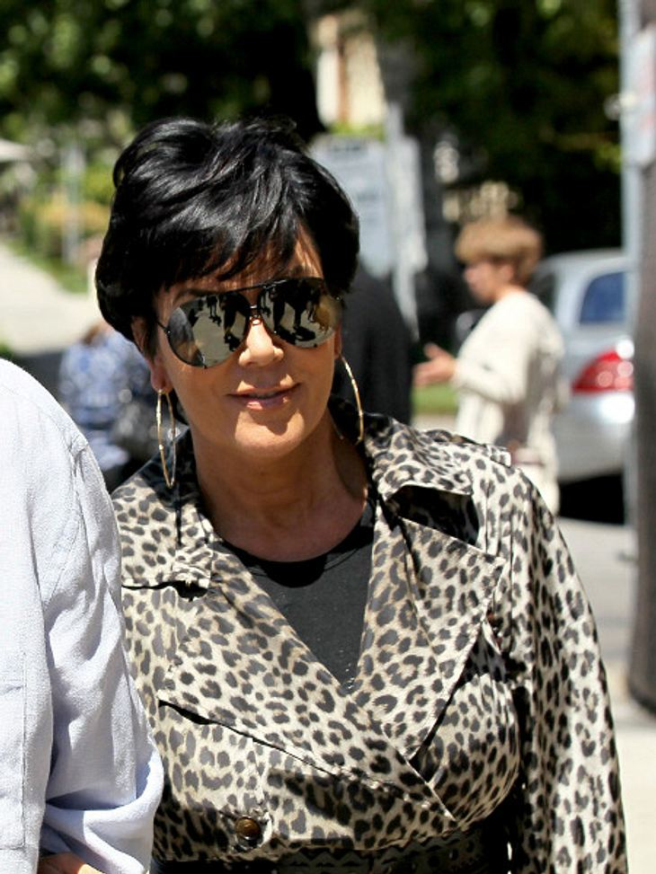 Kris Jenner hat die Scheidung eingereicht.