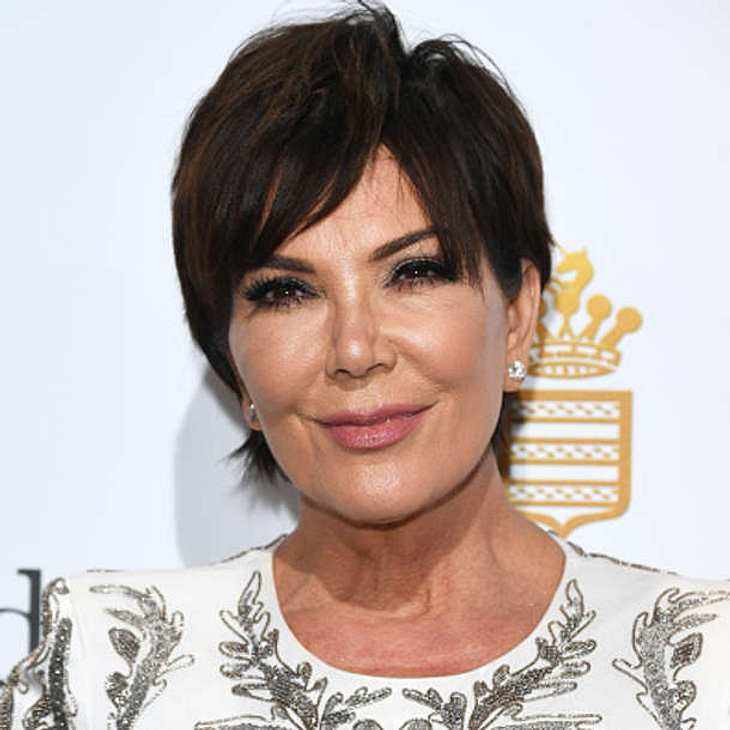 Kris Jenner Mutter Baby