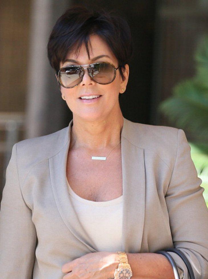 Kris Jenner ist auf der Suche nach jungen Männern...