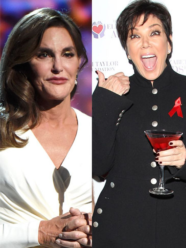 Kris Jenner und Caitlyn Jenner: Hochzeit?