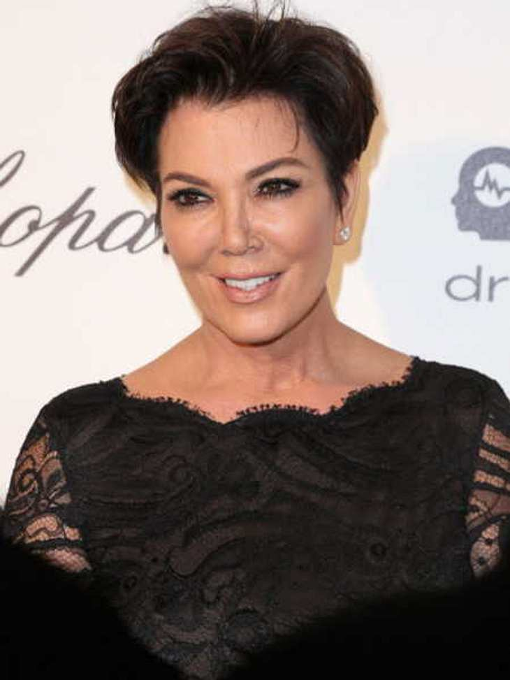 Kris Jenner: Hacker knacken ihren Instagram-Account