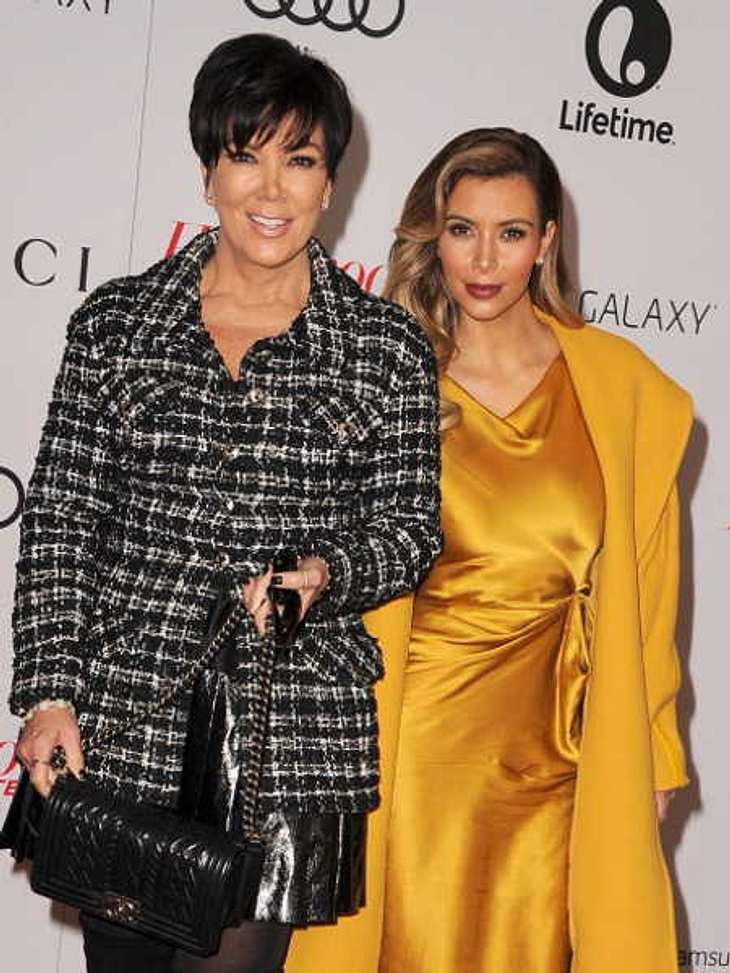 Kris Jenner wird mit einem Sex-Tape erpresst