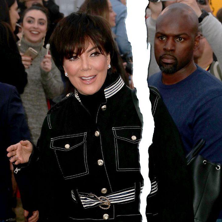 Kris Jenner: Trennung von  Corey Gamble