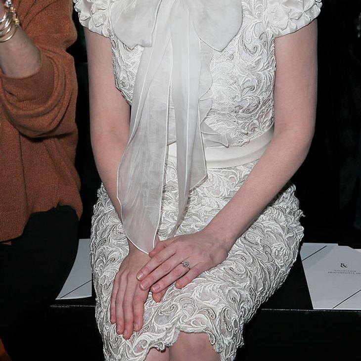 Kirsten Dunst: Das ist ihr Verlobungsring