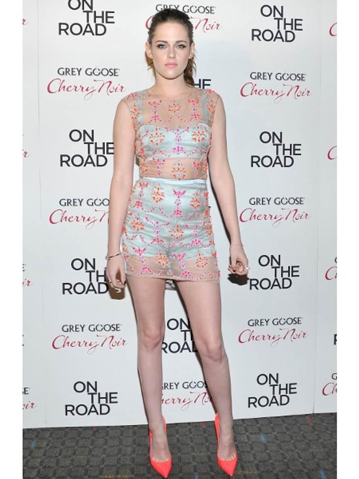 Kristen Stewart und eine weitere Modekatastrophe