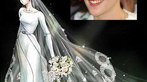 Twilight: Bellas Hochzeitskleid - Foto: Entertainment Weekly/ WENN