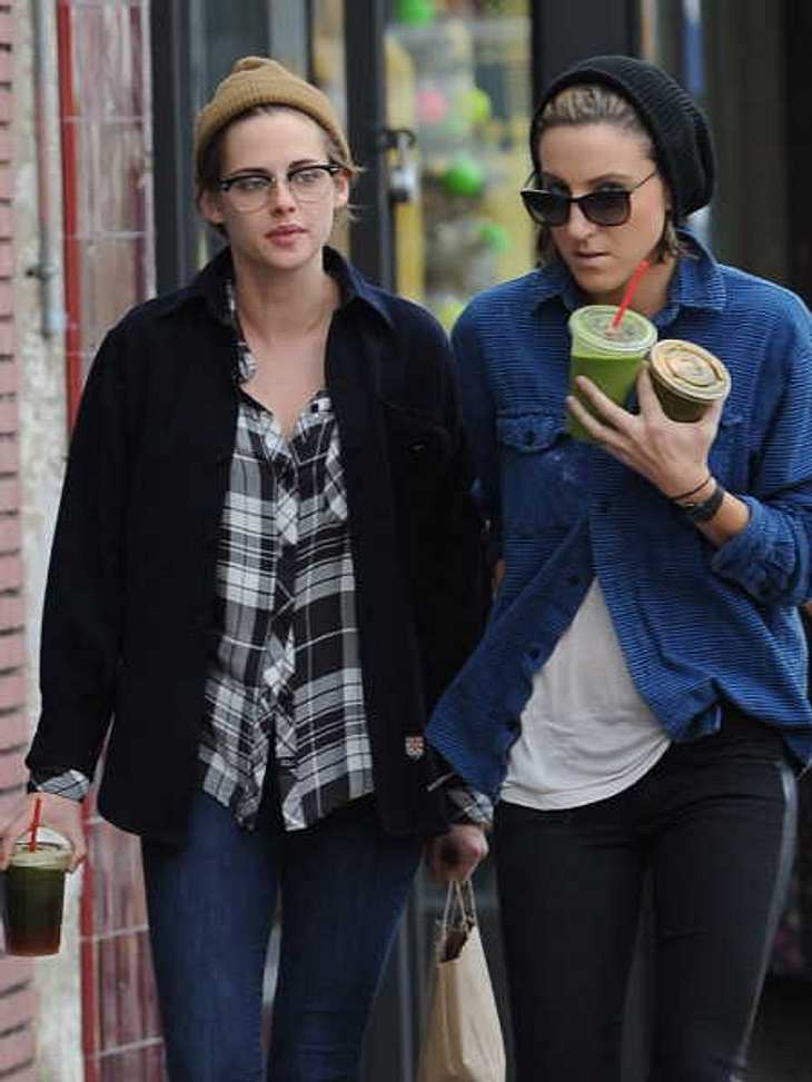 Kristen Stewart & Alicia Cargile haben sich Paar-Tattoo stechen lassen