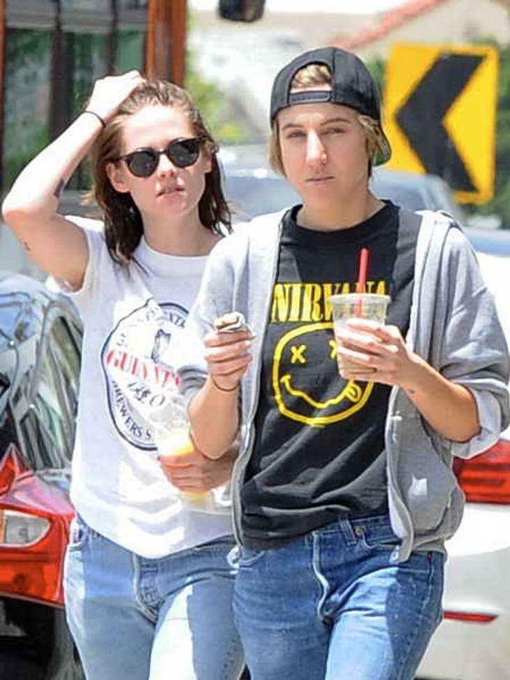 Kristen Stewart wird von ihrer Mutter als lesbisch geoutet!