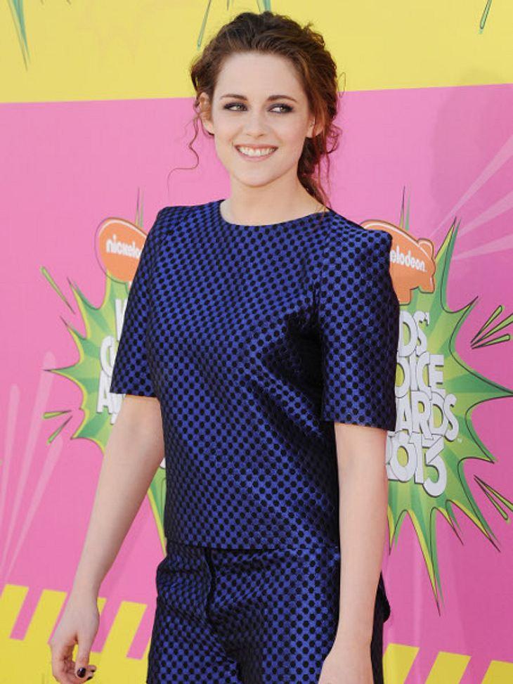 Kristen Stewart blickt nach der Trennung von Robert Pattinson nach vorn.
