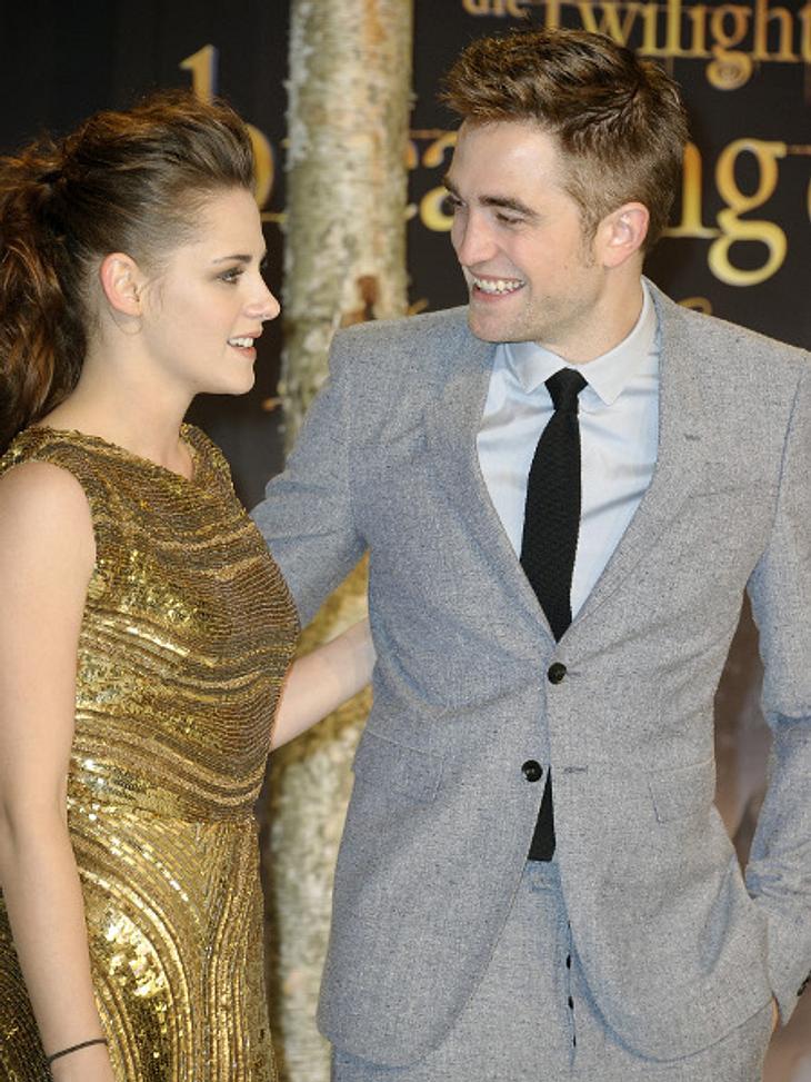 Kristen Stewart & Robert Pattinson sind immer noch sehr aneinander interessiert