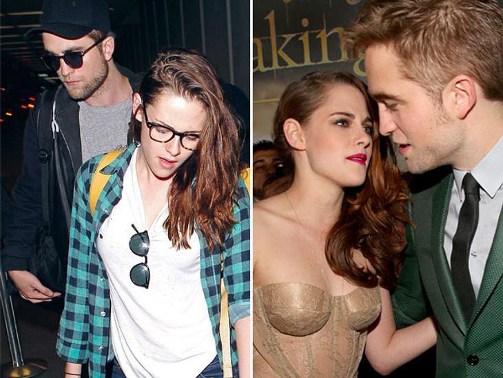 Kristen Stewart & Robert Pattinson: Ihr verrücktes JahrEine große Liebe, ein tiefer Fall, eine emotionale Versöhnung - keine Frage: Für Robert Pattinson (26) und Kristen Stewart (22) glich 2012 einer wahren Gefühls-Achterbahn.Grund genu