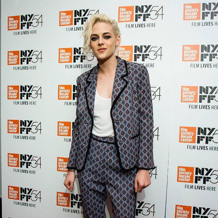 Kristen Stewart zieht für eine Filmrolle blank