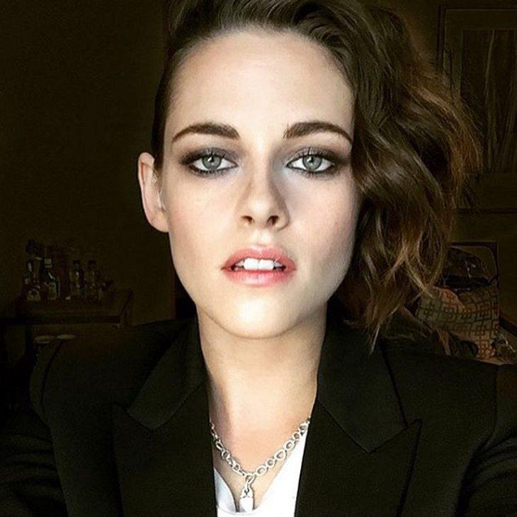 Kristen Stewart scheut Fotokameras normalerweise