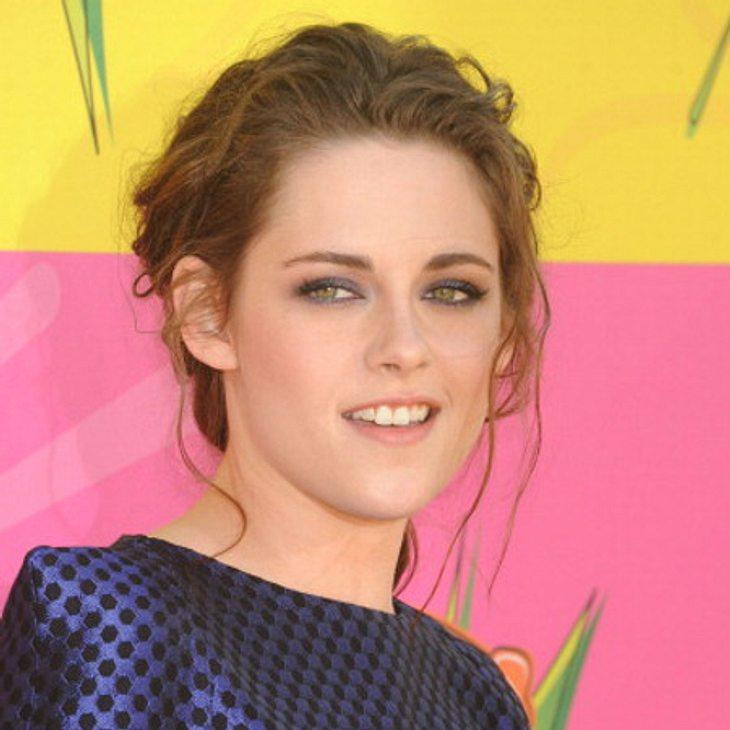 Kristen Stewart soll bald mit James Franco vor der Kamera stehen
