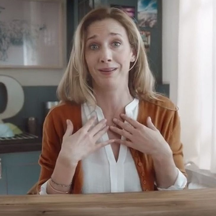 Kristin Meyer GZSZ Werbung