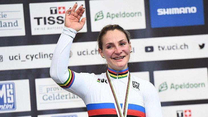 Kristina Vogel: Die Olympiasiegerin ist querschnittsgelähmt!