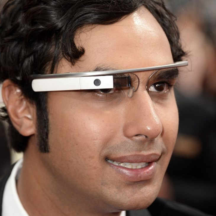 """The Big Bang Theory""-Star Kunal Nayyar als Spion"