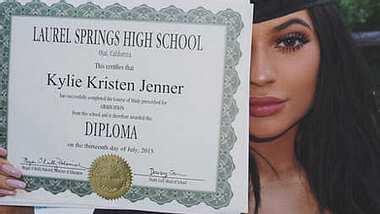 Kylie Jenner hat ihren Highschool-Abschluss in der Tasche - Foto: Instagram / Kylie Jenner
