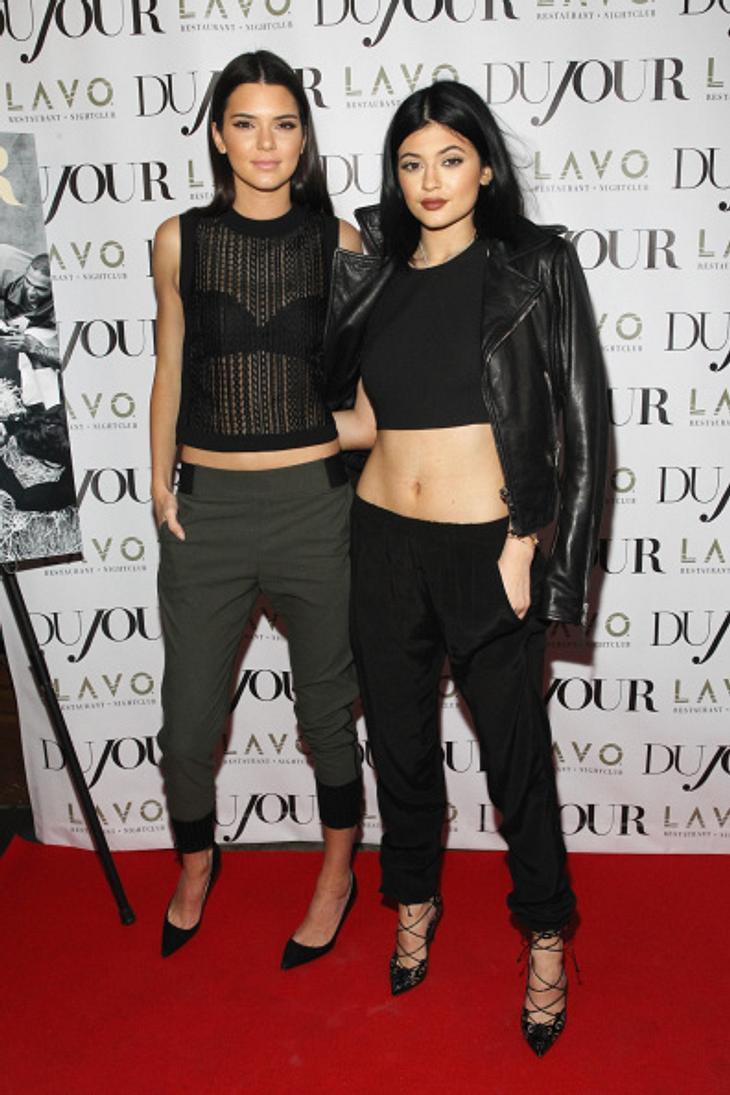 Kylie Jenner Kendall Jenner Eier