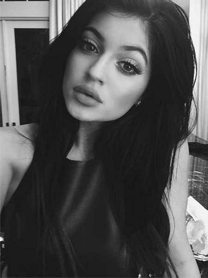 Kylie Jenner: Aufgespritzte Botox-Lippen mit 17!