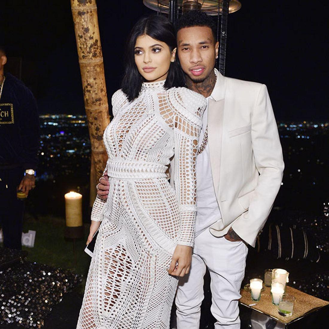 Heiraten Kylie Jenner und Tyga?