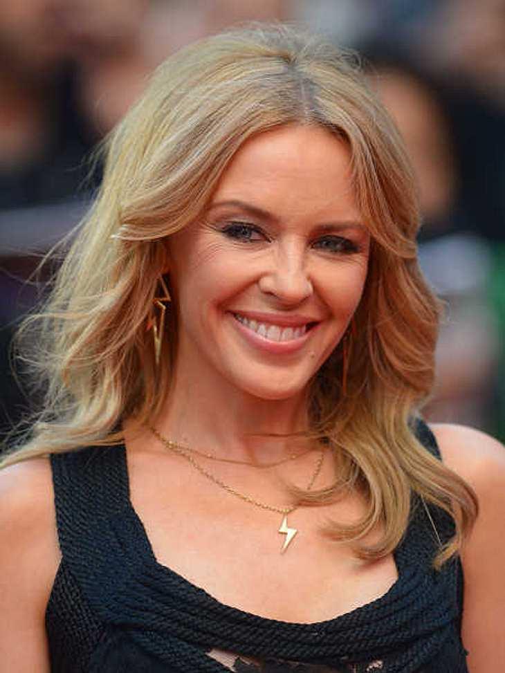 Kylie Minogue & Chris Martin: Beim Kuscheln erwischt!