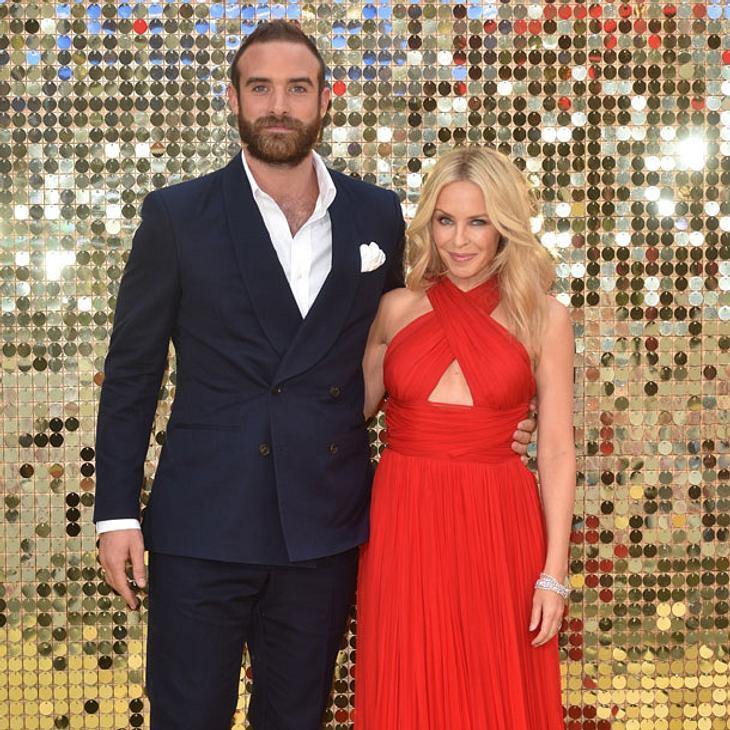 Kylie Minogue: Hochzeit auf Eis gelegt!