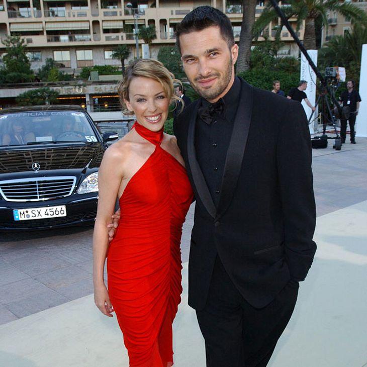Kylie Minogue: Liebescomeback mit Olivier Martinez?