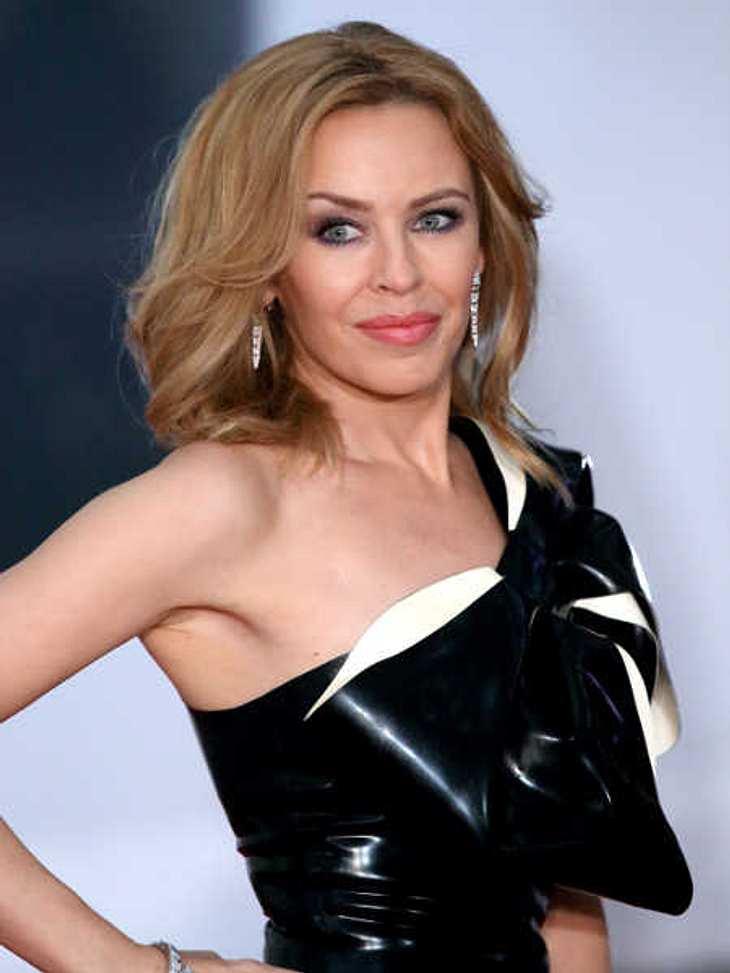 Kylie Minogue weint um ihren verstorbenen Ex-Freund