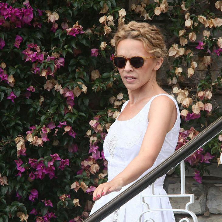 Kylie Minogue ist frisch verliebt