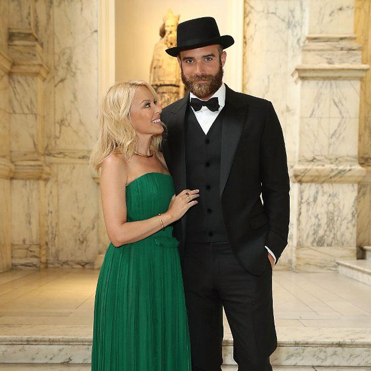 Kylie Minogue und Joshua Sasse wollen angeblich in Italien heiraten