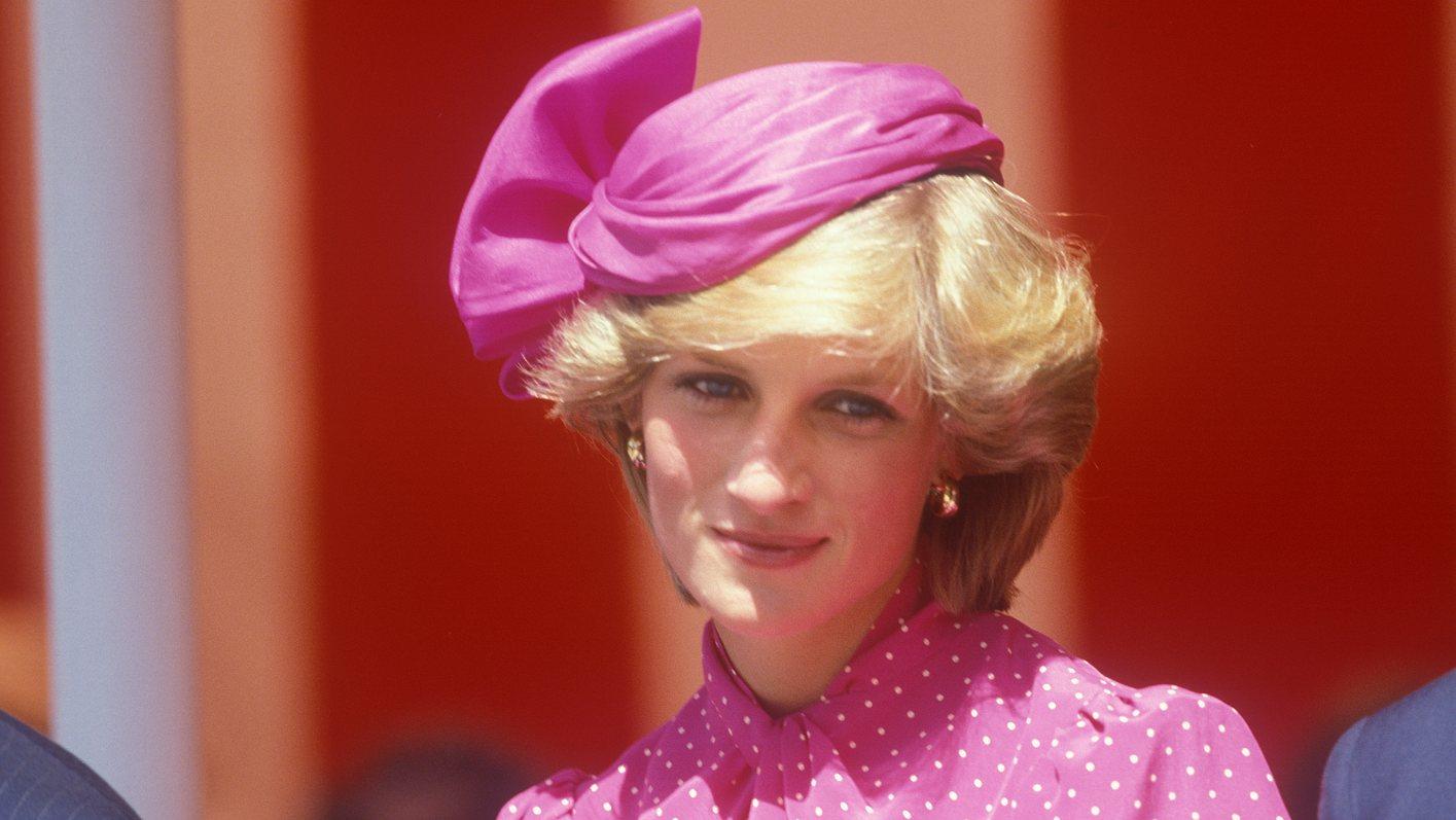 Lady Diana zog die Männer magisch an