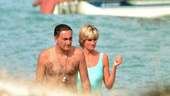 Lady Diana Dodi Al-Fayed - Foto: imago